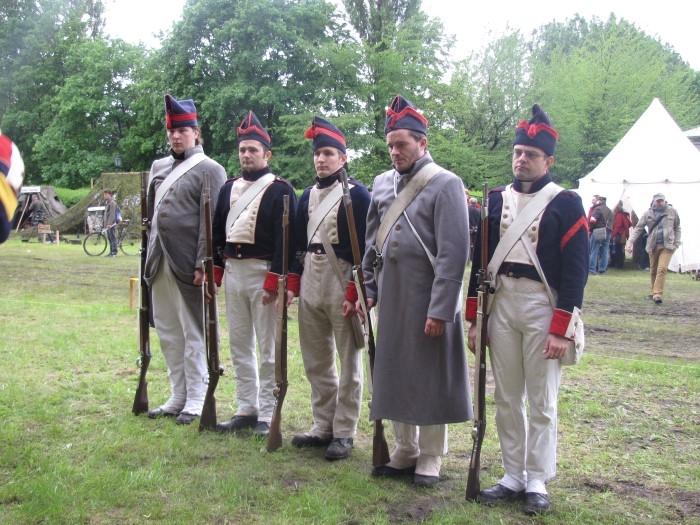 Grenadier w Cytadeli Warszawskiej