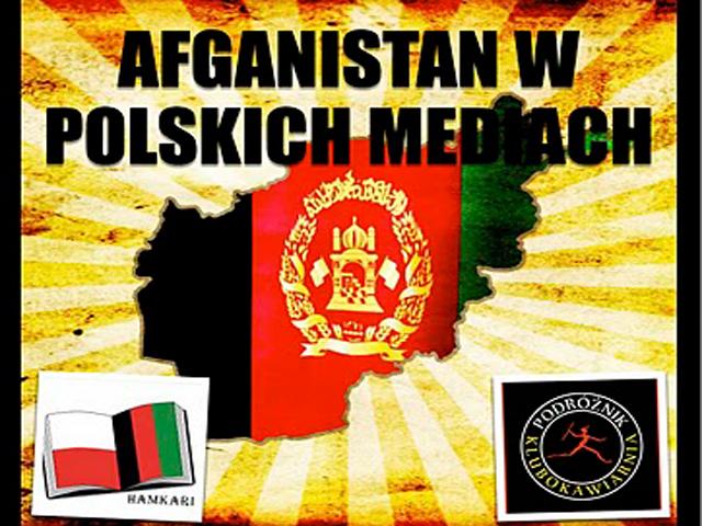 Afganistan wpolskich mediach