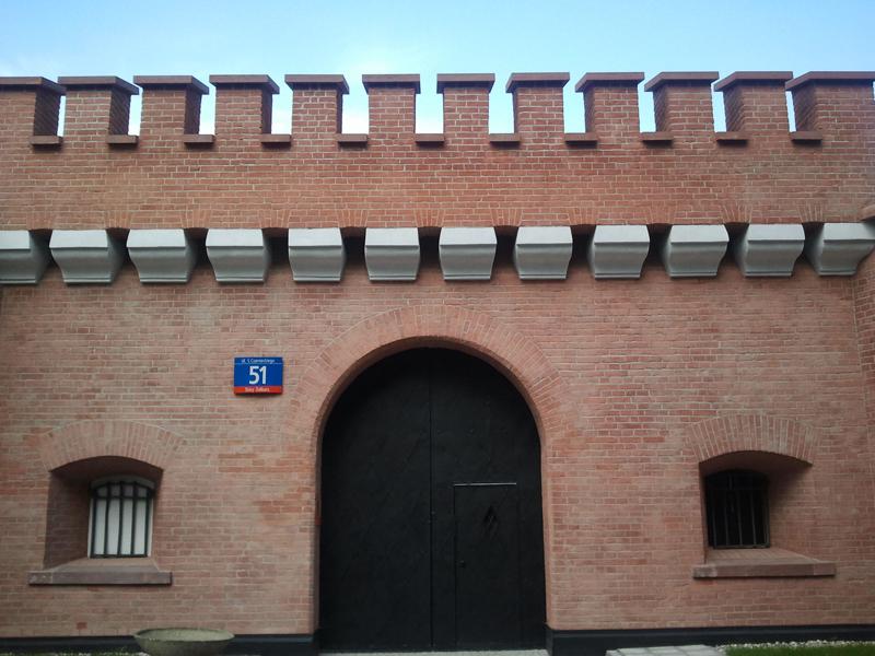 Fort Sokolnickiego wewrześniu