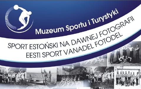 Sport Estoński nadawnej Fotografii