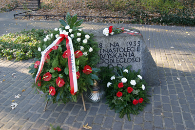 Obchody 11 listopada naŻoliborzu