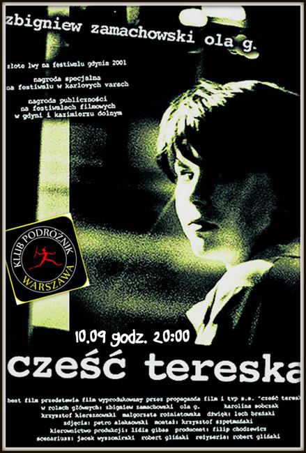 FILMOWE PONIEDZIAŁKI – Cześć Tereska (2001)