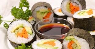 Japońska kuchnia bezmięsa?
